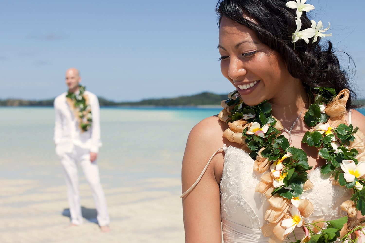 Wedding Photographer Fiji
