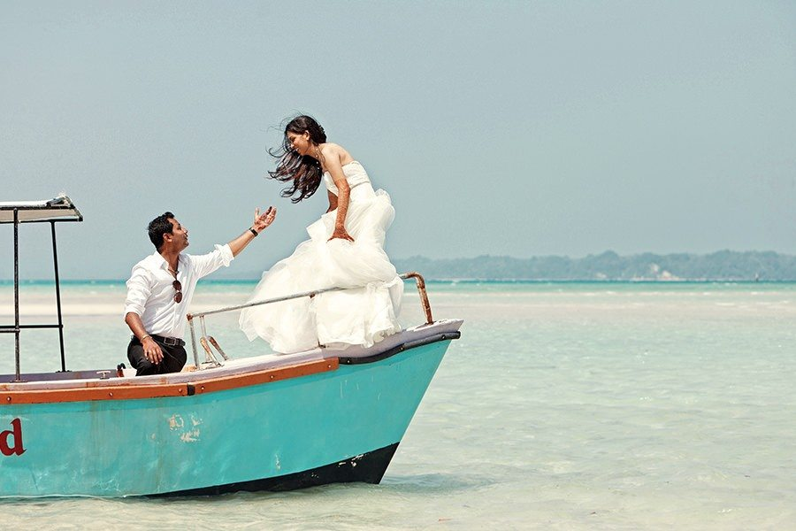 Wedding Andaman and NIcobar Islands