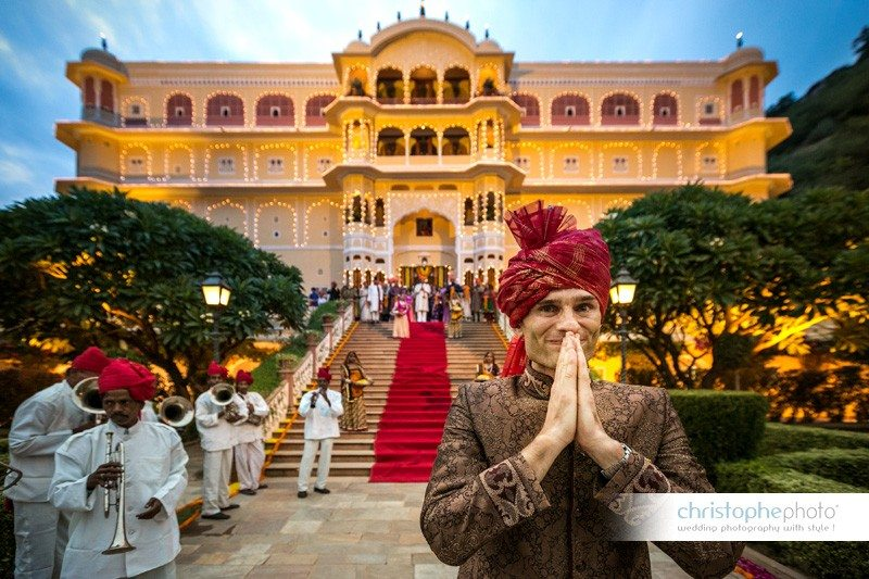 Samode Palace Wedding Jaipur