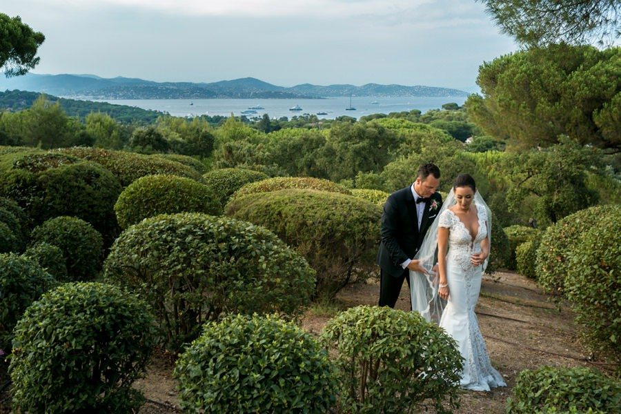 Wedding Photographer Saint Jean Cap Ferrat