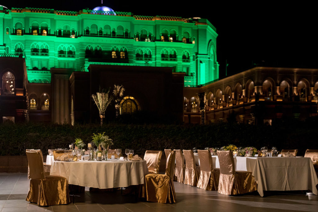 Emirates Palace Wedding